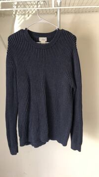 Mens LL Bean Sweater XL Columbus, 31909