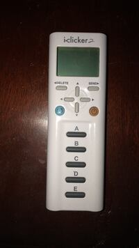 white i-Clicker 2 remote Laurel, 20708