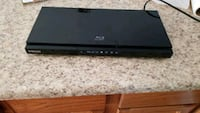 black Sony DVD player with remote Oklahoma City, 73127