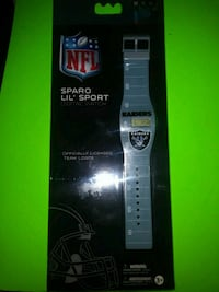 RAIDERS Lil Digital Sport Watch