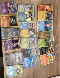 Rare Pack of 20 Pokémon Cards from Japan Potomac, 20854
