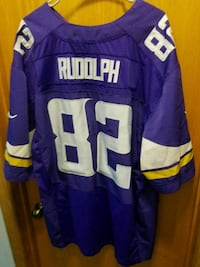 Size 52 Rudolph Vikings Jersey Maple Grove, 55311