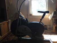 black and gray stationary bike Athens, 30606