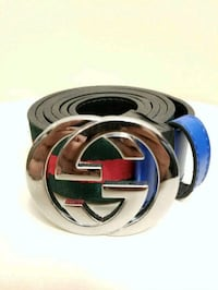 Gucci silver buckle belt Montreal, H3W 1H1