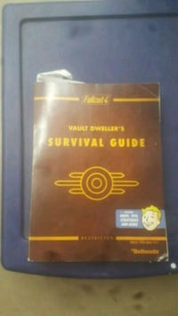 Fall out 4 Vault Dwellers Guide Waukesha