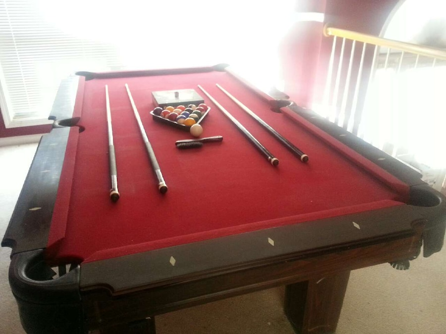 Sportcraft Pool Table For Sale