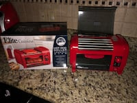 Hot dog roller and toaster oven  Kentwood, 49512