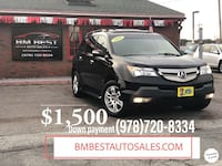 Used 2008 Acura MDX for sale Beverly