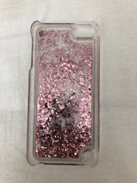 iPod 6th Gen Liquid Pink Glitter Case Purcellville, 20132