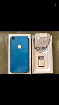 iPhone XR (blue) Oxon Hill, 20745