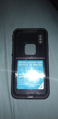 iPhone X lifeproof case Fairfax, 22032