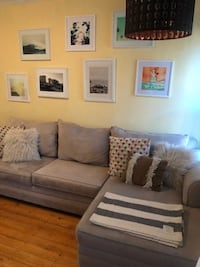 Large sectional couch from Bob's NEEDHAM