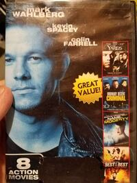 8 action movies dvd