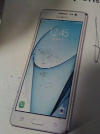 white Samsung Galaxy android smartphone Sterling Heights, 48314