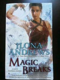 Ilona Andrew's magic breaks Trondheim, 7042