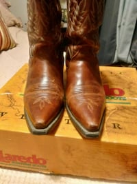 Laredo Cowgirl boots
