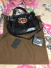 Authentic Gucci purse  with  Gucci wallet Toronto, M3H 3N9
