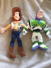 Woody and Buzz Cumming, 30040