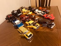 assorted-color vehicle die-cast model lot Bismarck, 58503