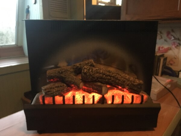 Used Electric Fireplace Insert Dimplex Dfi2309 For Sale Letgo