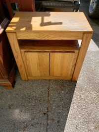 Solid Wood Cabinet Incline Village, 89451