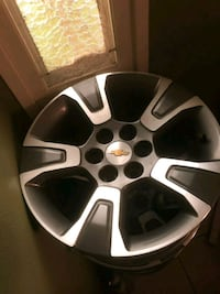 Chevy Colorado rims Los Angeles, 91343
