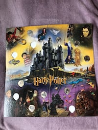 Harry Potter Coin Collectible Vaughan, L4J
