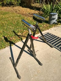 Two Outfeed/Miter Saw Supports Mineola