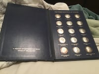 silver-colored Canada coin collections Waterloo, N2V 2V2