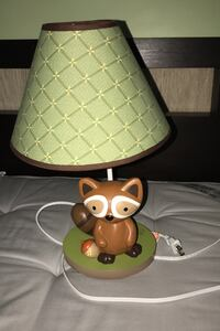 Lamb and ivy woodland lamp Gainesville, 20155