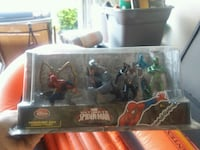 Spiderman action figures  Jacksonville