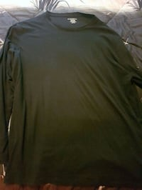 Stylish Black Long Sleeve Shirt(XXL) Edmonton, T6L 2K3