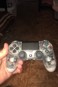 PS4 - Controller - clear