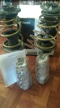 05-10 scion tc lowering springs