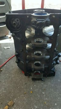 black and gray car engine Kissimmee, 34744