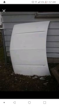 88-98 Chevy GMC white hood