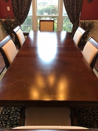 Broyhill dining table with chairs set Hamilton, 20158