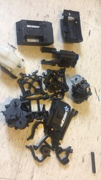 Parts for savage and revo rc car( only sellin individual part ) Hamilton, L8H