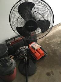 Fan with controller  Edmonton, T6E 6K6