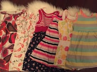 Girl's Toddler Summer Lot Size 3T