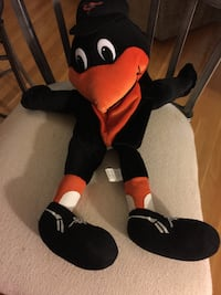 Baltimore Orioles Hand Puppet