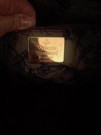 99% New Large Authentic Vivienne Westwood Derby Tote Bag