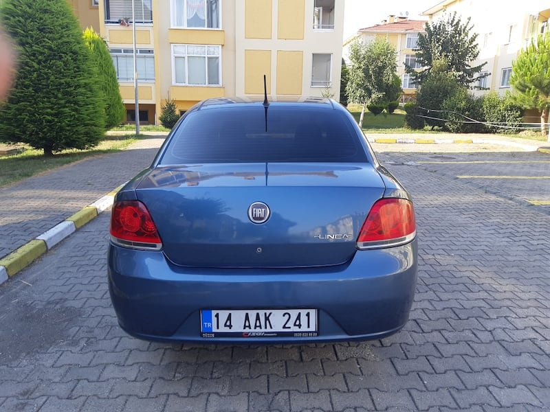 2008 Fiat Linea MULTIJET 90HP ACTIVE DAB ABS AC 1