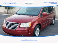 2010 Chrysler Town & Country for sale Las Vegas