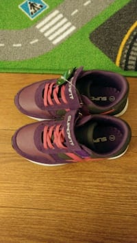 New sneakers for girls 3740 km