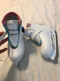 Ice skates - Bauer figure stakes size 10-11 kids
