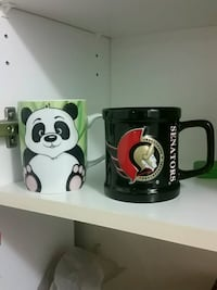 Panda and Senators Mug Ottawa, K2B 7T2