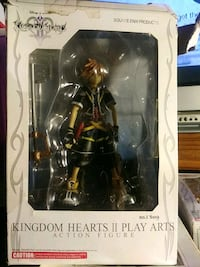 Square Enix Kingdom Hearts 2 play arts. No.1 SORA Shasta Lake, 96019