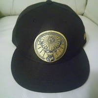 NEW: black NEW ERA jagermeister baseball cap snap back  Gold embroider Edmonton, T6X