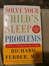 Book!Solve Your Child'S Sleep Problems  Brampton, L6V 3K7